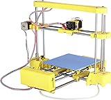 Colido DIY 3d-Drucker, 20 x 20 x17 cm, Desktop-3D-Drucker, Print-PLA-Filament, einfach zu montieren.