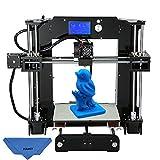 Anet A6 DIY 3D Drucker Kits 220 * 220 * 250mm Druck Größe Reprap i3 mit 16 GB Sd-karte...