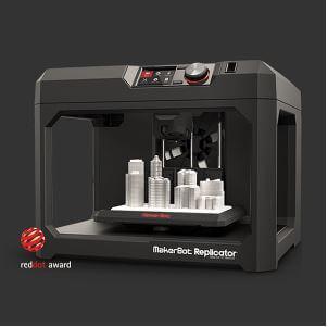 3d-drucker makerbot replicator