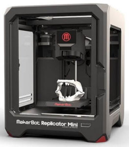 3d-drucker makerbot replicator mini