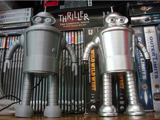3d-modell roboter 3d model robots