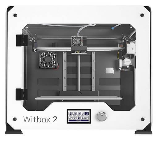 3d-drucker bq witbox 2