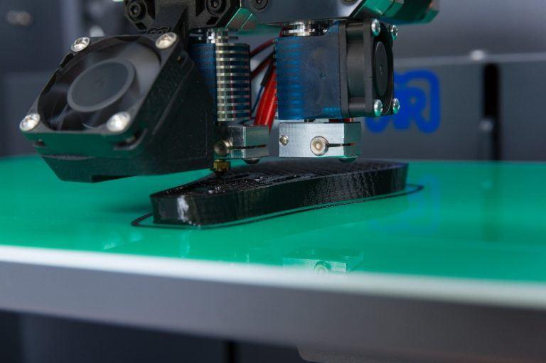 German RepRap 3d printed shoe