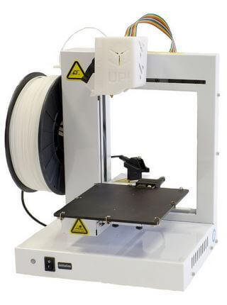 3d-drucker tiertime up plus 2