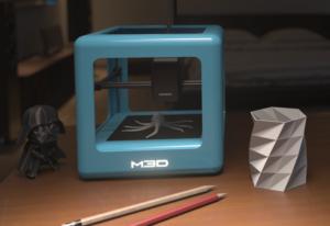 3d-drucker m3d micro plus