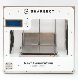 3d-drucker sharebot ng