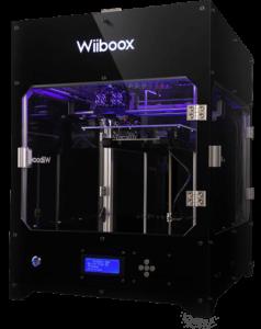 3d-drucker wiiboox one