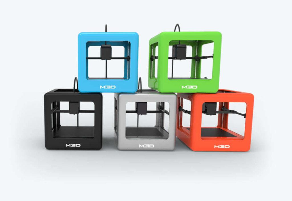 3d-drucker m3d micro family