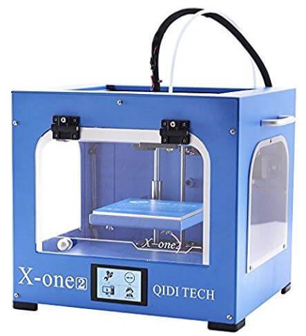 3d-drucker qidi technology x one 2
