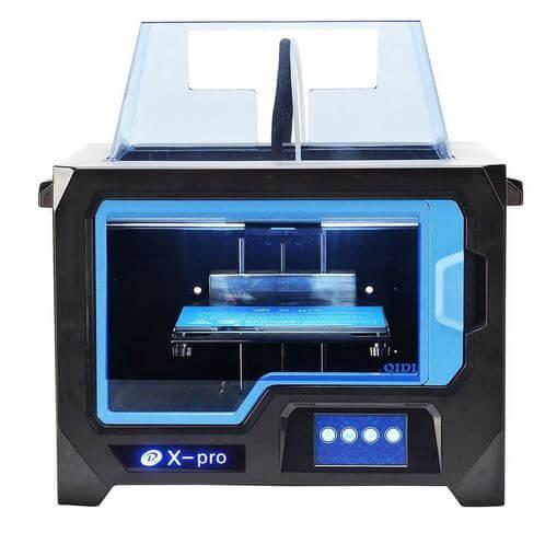 3d-drucker qidi technology x pro
