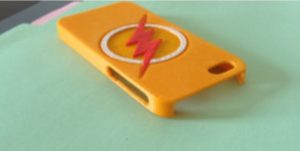 3d-modell-iphone-huelle-blitz-3d-model-case-flash
