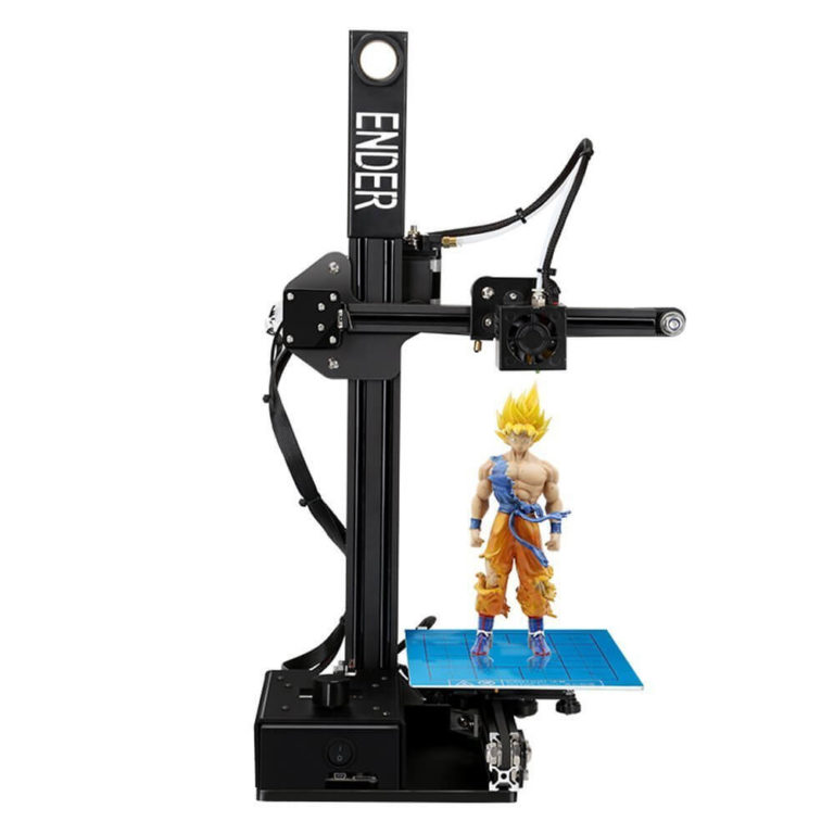 3d-drucker ender two 3d printer
