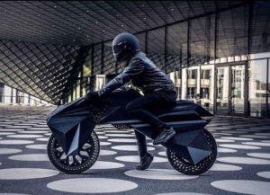 3d-gedrucktes e motorbike 3d printed nera bigrep now lab
