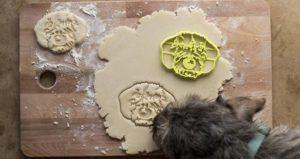 3d-gedruckte keksformen 3d printed cookie cutter copypastry